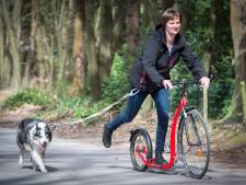 Zo maakt Jonna uit Epe wandelen met je hond leuker: 'Er kan meer dan het standaard rondje'