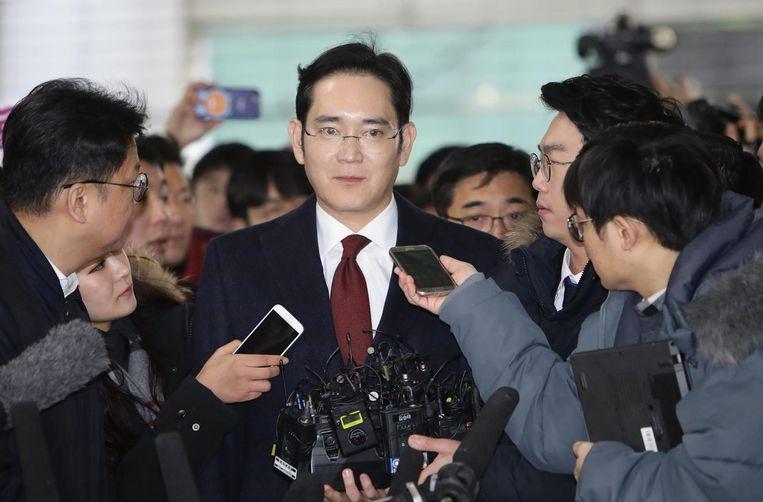 Lee Jae-yong. Beeld epa
