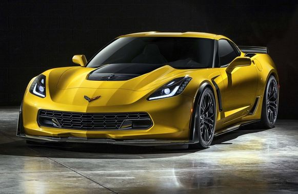 Corvette C7 Z06 : 100 – 0 km/u in 31 meter