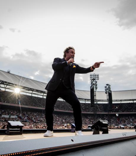 Marco Borsato te gast bij Kees Kist-voetbaldag in Steenwijk