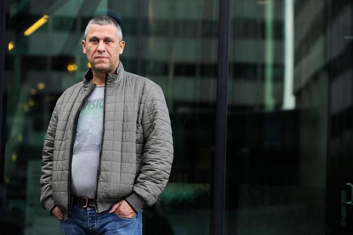 Ex-crimineel Martin Kok