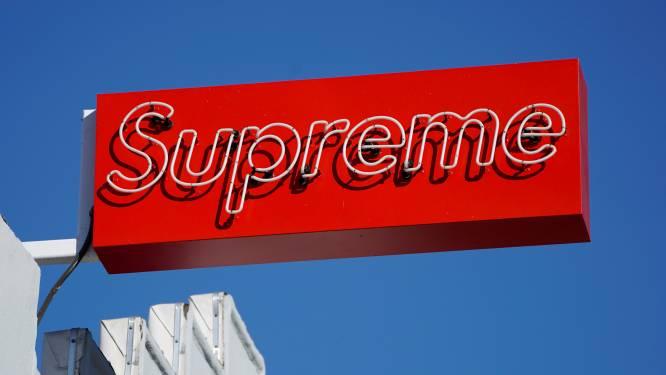 Iconisch streetwear-merk Supreme heeft een nieuwe eigenaar
