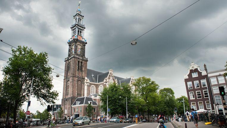De Westerkerk is in kerkelijk gebruik en slechts een beperkt aantal uren open. Beeld Mats van Soolingen