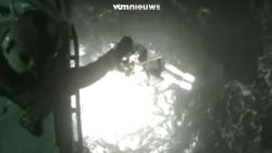 VIDEO. Britse kustwacht redt gewonde Belgische visser van schip