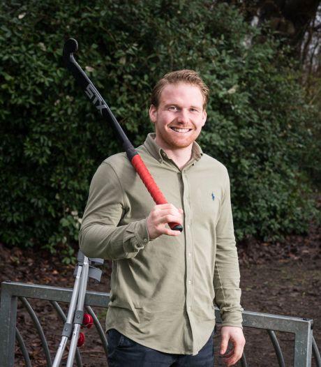 Hockeyer Tom (27) bleek aangeboren heupafwijking te hebben: plots kwam zijn carrière tot stilstand