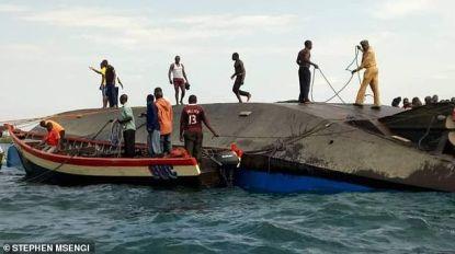 Veerboot kapseist op grootste meer van Afrika: al zeker 86 doden, nog honderden vermist