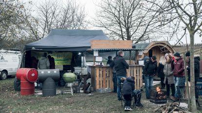 42 teams winterbarbecueën in Haspengouwse velden