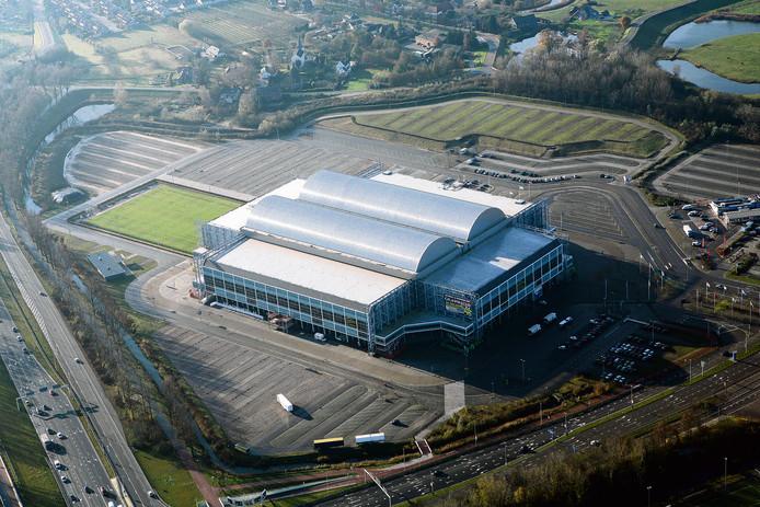 Stadion GelreDome aan de Batavierenweg in Arnhem.