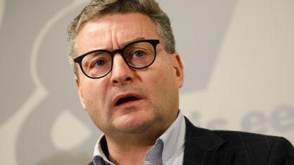 CD&V-fractieleider Koen Van den Heuvel volgt Joke Schauvliege op als Vlaams minister