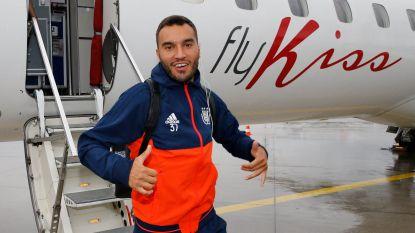 Daar is Obradovic opeens weer: Serviër na zes maanden in B-kern mee op stage met Anderlecht