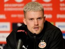 Philipp Max over PSV: 'Ik blijf overtuigd van onze kansen en we komen terug'