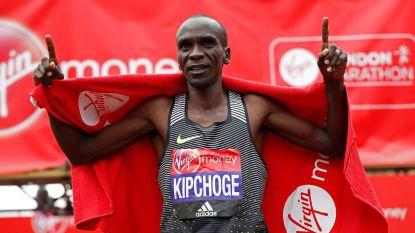 Keniaan Kipchoge doet nieuwe aanval op wereldrecord marathon