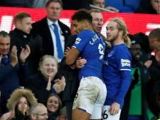 Coach Ferguson leidt Everton uit degradatiezone met zege op Chelsea