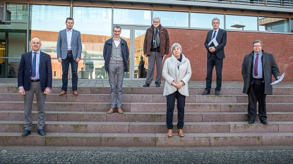 Dentergem, Meulebeke, Oostrozebeke, Pittem, Ruiselede, Tielt en Wingene gaan samen mondmaskers inzamelen
