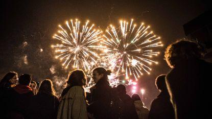 De stad trakteert: vuurwerk en nieuwjaarsdrink