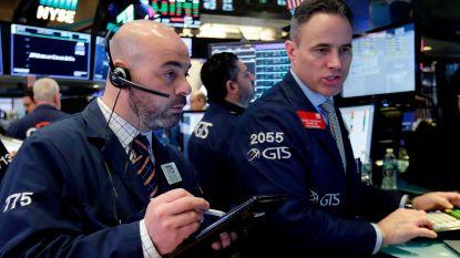 Wall Street sluit nog net op winst, Brusselse beurs neemt snipperdag