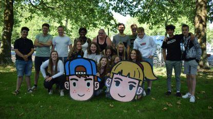 Personeel buitenschoolse opvang versterkt speelpleinwerking tijdens de zomermaanden