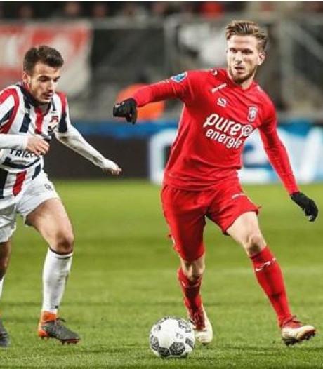 Van der Heyden gemotiveerd, Winkelhorst crasht hard