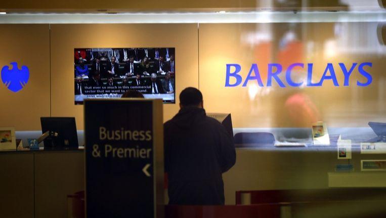 Barclays. Beeld epa