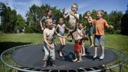 Jonge kinderen en trampolines, niet altijd een gouden combinatie