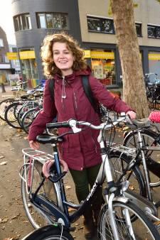 'Stalling voor fietsen op kop van Goudse Kleiweg voldoet'