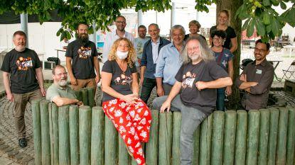 """""""Het is lang genoeg stil geweest"""": muziekclub 't Ey pakt deze zomer uit met Teyrrasfolk"""