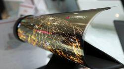 """Gerucht: Lenovo werkt aan 13""""-tablet met vouwbaar oledscherm van LG"""