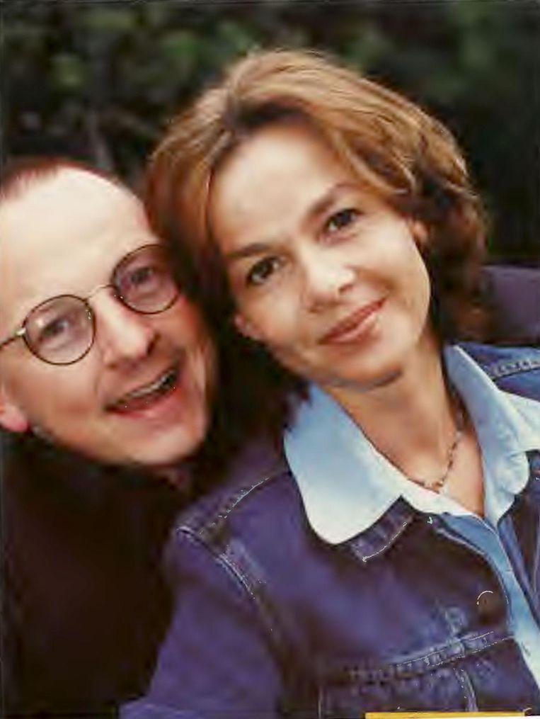 Michel Follet en Alexandra Potvin