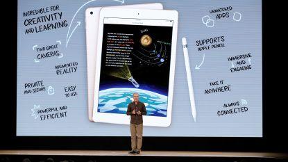 Nieuwe iPad meteen goedkoopste Apple-tablet