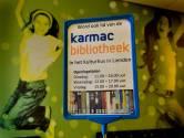 De ronkende reclame over boeken in Buren