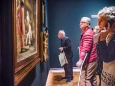 De Hooch levert miljoenen op: Tentoonstelling in Prinsenhof geeft de stad economische impuls