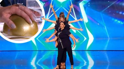 Golden Buzzer! Dansgroep in 'France Got Talent' laat jury sprakeloos achter