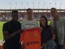 Massimo Hoogerwerf tekent contract bij Poolse profclub