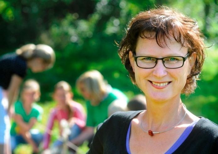 Dian Langenhuijzen. Foto Jeroen Appels/Van Assendelft