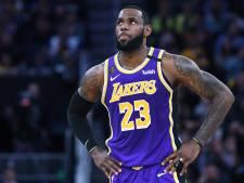 Vierde Olympische Spelen gloren voor LeBron James