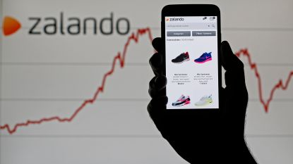 Webwinkel Zalando won dit jaar al ruim twee derde aan beurswaarde