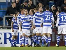 Mark Diemers helpt De Graafschap aan overwinning op Helmond Sport: 1-0