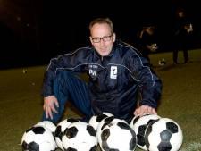 Piet van Lent trainer van MEC'07