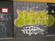 Schijndel is graffiti beu