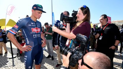 """Van der Poel in Portugal: """"Ik weet niet of het realistisch is om al voorin mee te doen"""""""