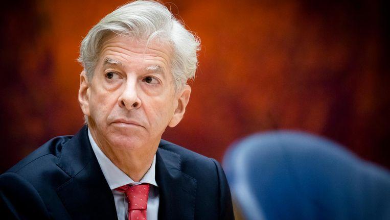 Minister van Binnenlandse Zaken Ronald Plasterk. Beeld anp