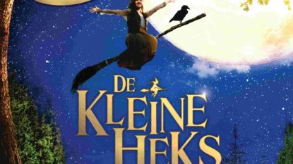 Tinne Oltmans is de Vlaamse stem van 'De Kleine Heks'