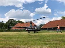 Ergernis over helikopter boven Twickel: 'Dit geeft een unheimisch gevoel'
