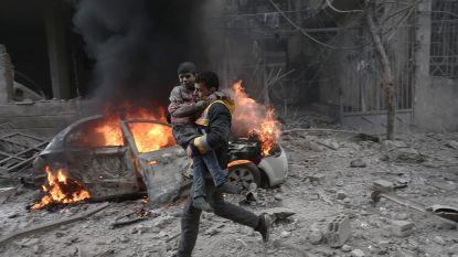 """Zo'n 20.000 doden. 2018 was """"minst dodelijke"""" jaar in Syrisch conflict"""
