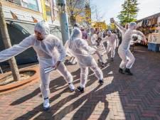 Dansen tussen fruit en vis in Hengelo