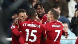 Met dank aan Divock Origi: bibberend Liverpool houdt titeldroom levend