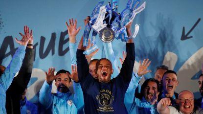 Manchester City blijft hopen op nog een jaartje Kompany