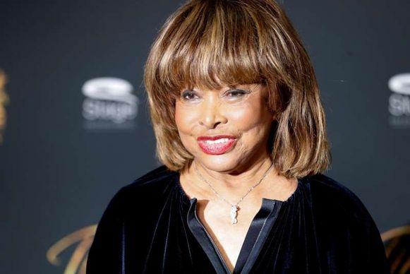 Tina Turner eerder dit jaar.