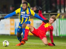 GA Eagles nog nooit over de knie bij TOP Oss in Adelaarshorst