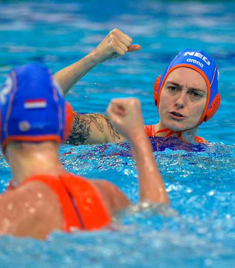 Waterpolosters tegen Italië op cruciaal kwalificatietoernooi Spelen